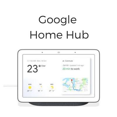 Google Home Hub Sverige - Smartahogtalare.se