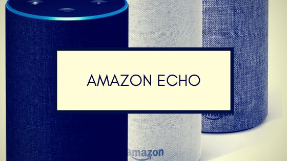 Amazon Echo Smarta Högtalare Sverige
