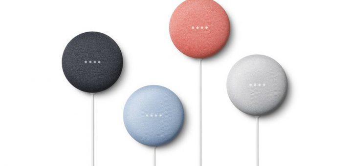 Google Home Nest Mini Smart Högtalare Sverige