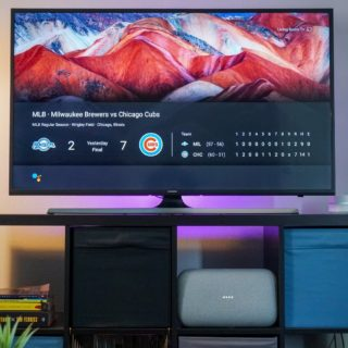 Google Chrome Cast Smart TV